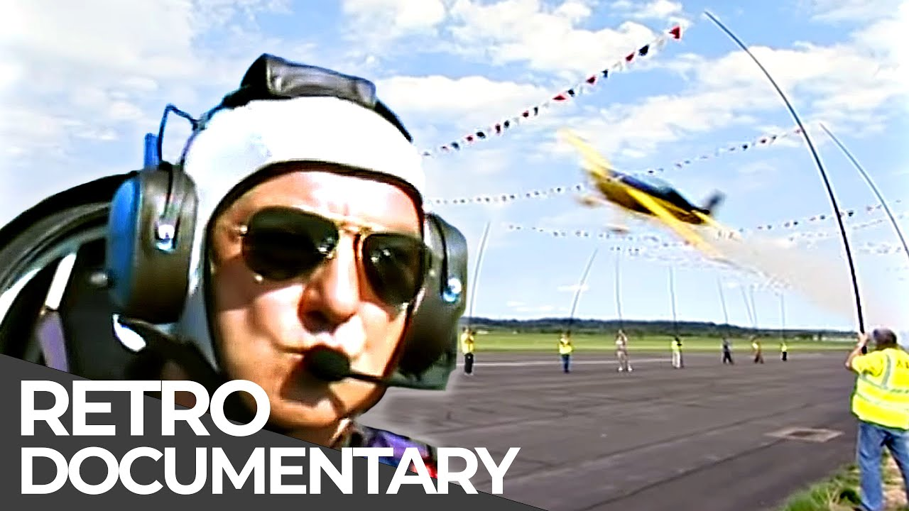 Extreme Jobs: Bodyguard, Water Tank Maintenance, Daredevil Pilot   Retro Doc   Free Documentary