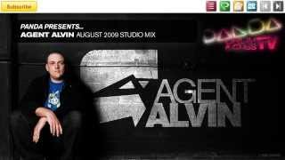 Agent Alvin - Drum & Bass Mix - Panda Mix Show