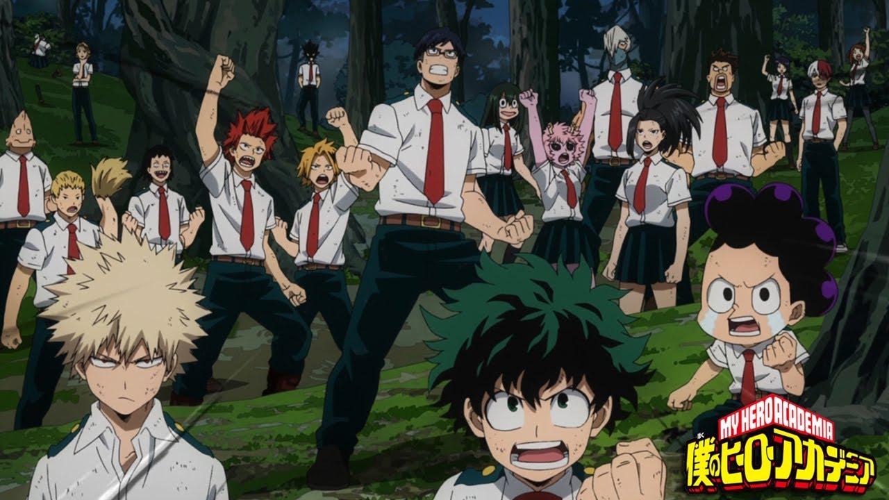 Boku no Hero Academia Season 3 Episode 2 Reaction 僕のヒーローアカデミア 3rdシーズン
