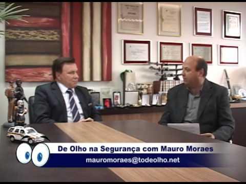 VT DE OLHO NA SEGURANÇA COM MAURO MORAES 06 11 13