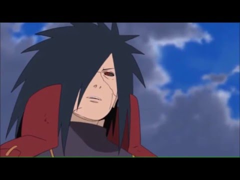 Naruto Shippuden Madara Uchiha English Dub Voice - YouTube