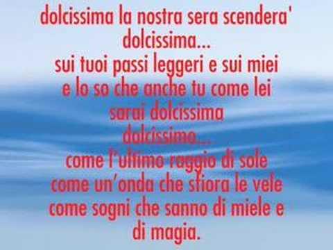 DOLCISSIMA - MARIO LAVEZZI