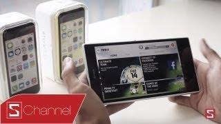 Schannel - Games FIFA 14 trên Android: Đồ hoạ đẹp mắt, bình luận trực tiếp... - CellphoneS