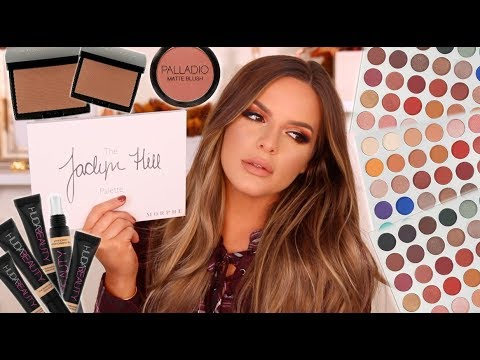 I FINALLY TRIED IT! & Lets jump into fall with this FALL MAKEUP TUTORIAL!! | Casey Holmes
