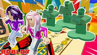Escape from Toy Land Obby! / Roblox