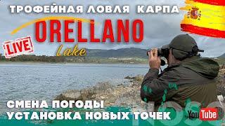 Трофейная рыбалка на озере Орельяно вторая экспедиция выпуск 4