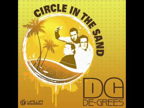 DE-GREES - CIRCLE IN THE SAND (TI-MO MIX)