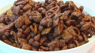 Betty's Peanut Butter Chocolate Snack Mix