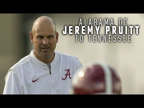 What Jeremy Pruitt's departure means for Alabama