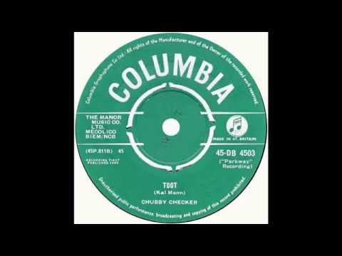 "Chubby Checker - ""Toot"" (UK Columbia) 1960"