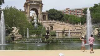 Vlog. Испанские каникулы. Барселона (ч2)