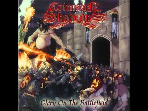 Crimson shadows betrayed by thy king