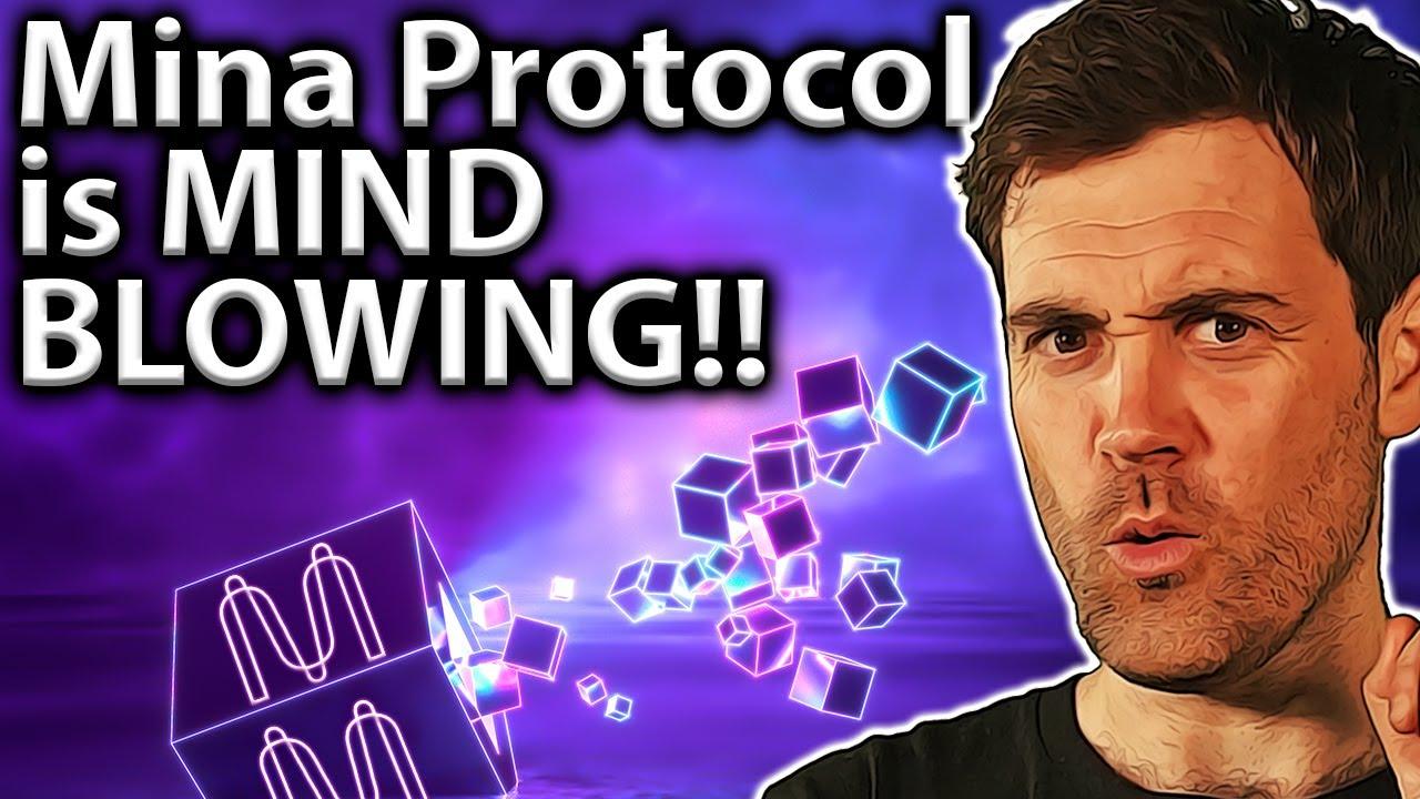 Mina Protocol: A REALLY CRAZY Crypto Project!! 🤯