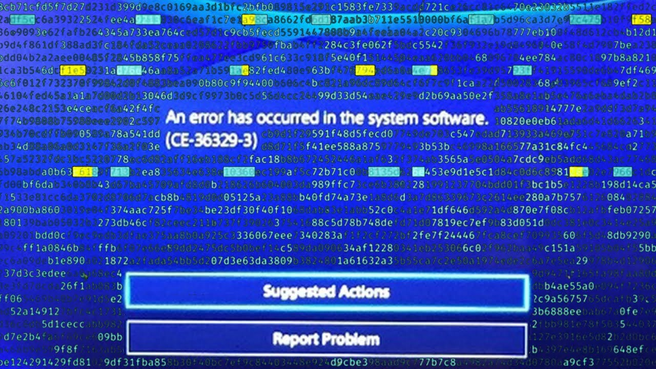 THIS ERROR WILL BREAK YOUR PS4 (Every PS4 Owner MUST Watch This)