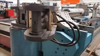видео Трубогибочное оборудование