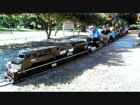 Model Railway Toy Train Track Plans -Big Model Trains You Can Ride On Largo Central Railroad