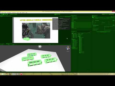 Unite 2013 -  Using Assets from Google Warehouse in Unity