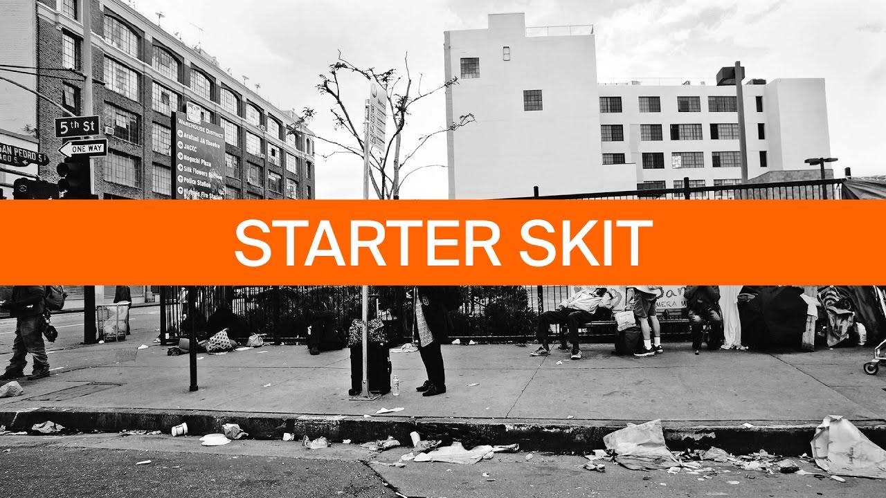 HIFI – Starter skit (audio)