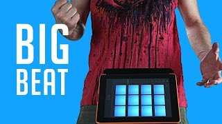 BIG BEAT - HIP HOP DRUM PADS 24