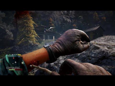 Far Cry 4 Healing Animations