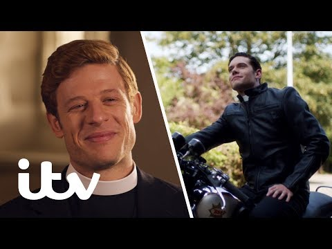 Grantchester | Goodbye Sidney Chambers, Hello Will Davenport | ITV