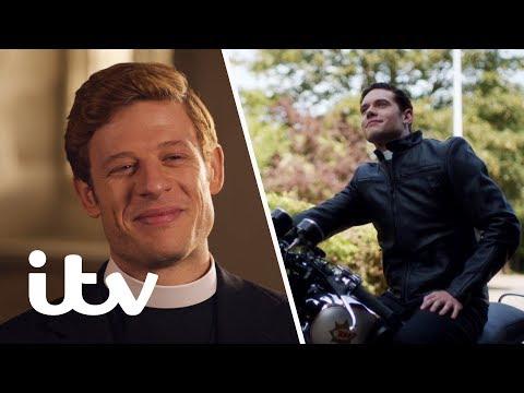 Grantchester | Goodbye Sidney Chambers, Hello Will Davenport | ITV