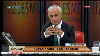 Yüzleşme - Prof. Dr. Hasan Elik & Ramazan Koyuncu - 30 Mayıs 2018 - KRT TV