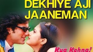 Video Dekhiye Aji Jaaneman - Kya Kehna | Saif Ali Khan & Preity Zinta | Alka Yagnik & Udit Narayan download MP3, 3GP, MP4, WEBM, AVI, FLV Mei 2018