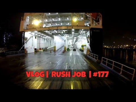 VLOG | RUSH JOB | #177