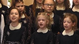 2020-01-17 г. Брест. Поздравления архиепископа  в «Детском квартале». Новости на Буг-ТВ. #бугтв