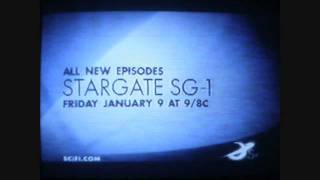 Sci-Fi Channel - Stargate SG-1 Season 7 Promo