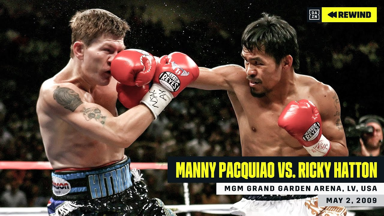 FULL FIGHT | Manny Pacquiao vs. Ricky Hatton