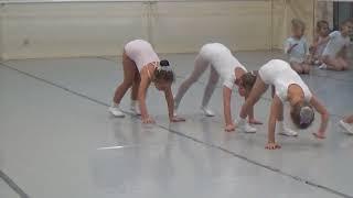 7 Часть.Урок балета для детей Развитие данных у детей|Ballet|Kids|Растяжка