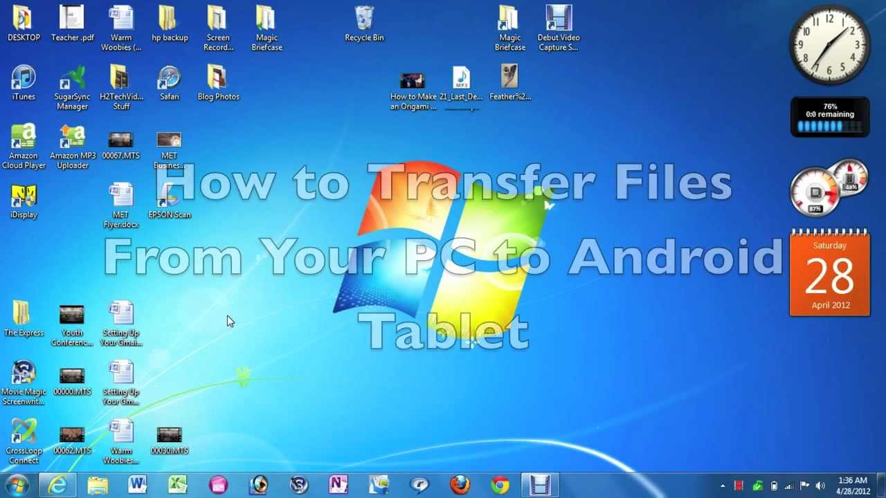 how to transfer songs from computer to iphone how to transfer files from pc to android tablet 21121