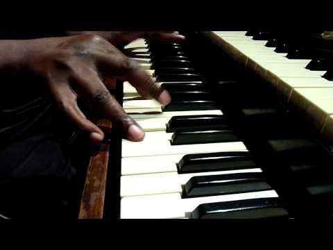 Joep Pelt in South Africa (part 4) - Black Moses Ngwenya Hammond Lesson