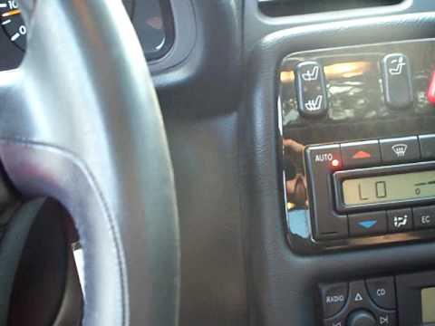 2000 mercedes benz clk 320 custom made interior 82 k miles - youtube