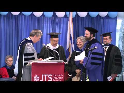 JTS Commencement 2014