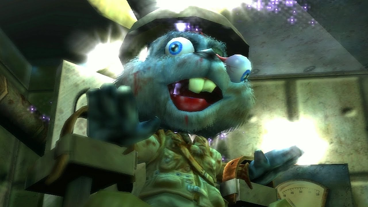 Conker Live & Reloaded - All Death Scenes