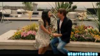 HSM3: Senior Year - Can I Have This Dance? FULL MUSIC VIDEO [Roof top scene + kiss scene]