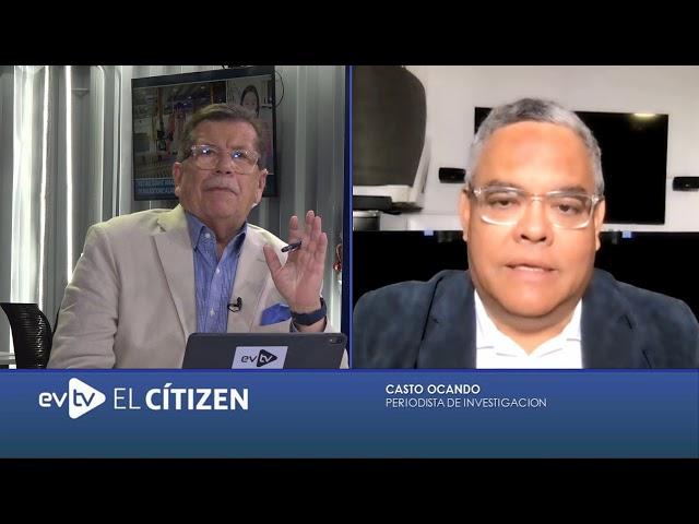 ¿Y Alex Saab que tiene que ver con Cilia? #ElCitizen   EVTV   04/05/2021 Seg 4