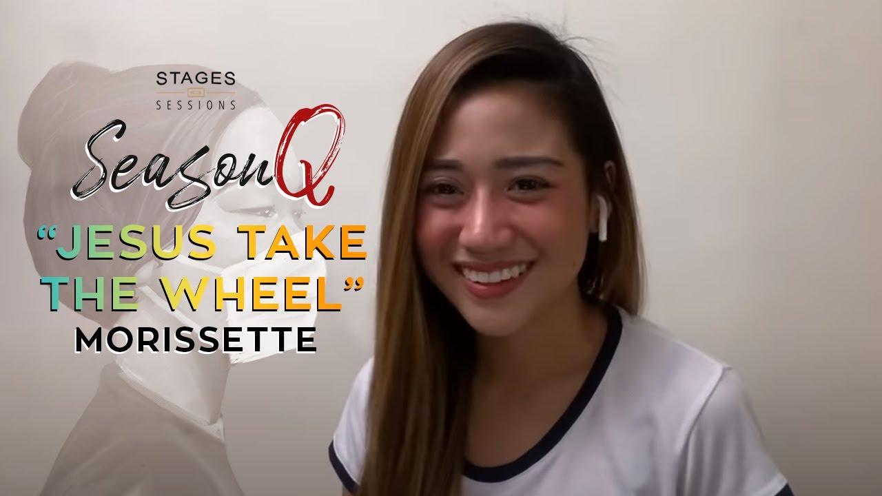 Download Morissette - Jesus Take The Wheel (a Carrie Underwood cover) Live at SSSeasonQ
