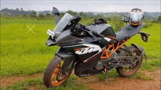 ride to jawhar teaser   ktm rc 200   pulsar rs 200   hero cbz xtreme  sjcam 5000x elite