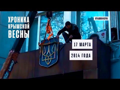 Хроника Крымской весны.