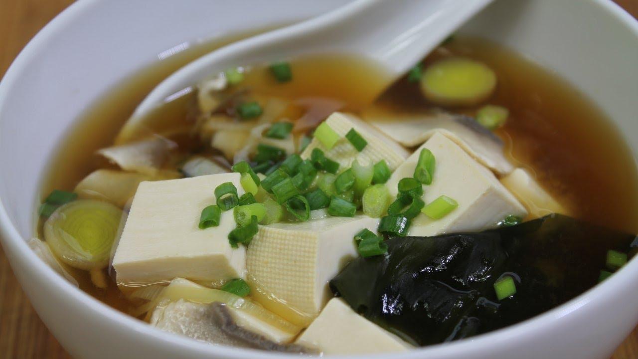 soupe miso recette facile et rapide cooking with. Black Bedroom Furniture Sets. Home Design Ideas