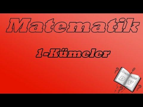 9. Sınıf Matematik - Kümeler - Alt Küme - Denk Eşit Kümeler - Soru Çözümleri
