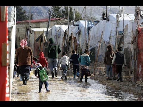 24 ألف لاجئ سوري في لبنان على وقع شتاء قاس  - نشر قبل 14 ساعة