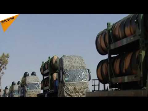 Iran Tests Russia's S-300 Missile System