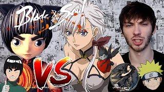 Аниме VS Игра Blade and Soul [Обзор]