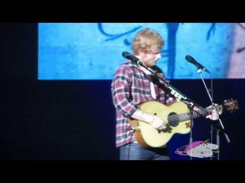 PHOTOGRAPH - Ed Sheeran Live in Manila 3-12-15
