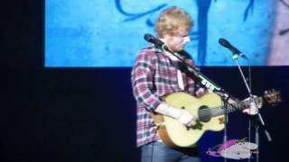 PHOTOGRAPH - Ed Sheeran Live in Manila 3-12-15